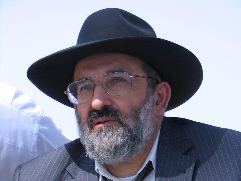 ראיון עם ראש הישיבה הרב אליהו רחמים זיני  על יום השואה